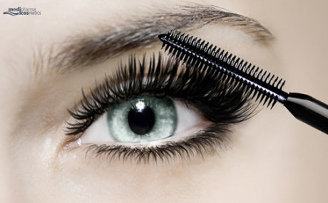 Maskare za osjetljive oči i rast trepavica