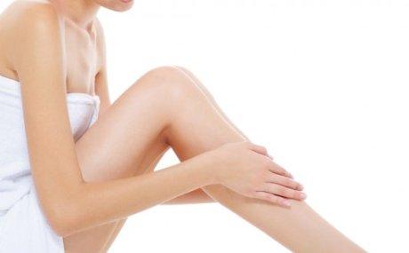 Suha koža tijela: Proizvodi za njegu i pranje