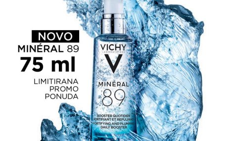 Pravila nagradnog natječaja -Vichy Mineral 89 Booster