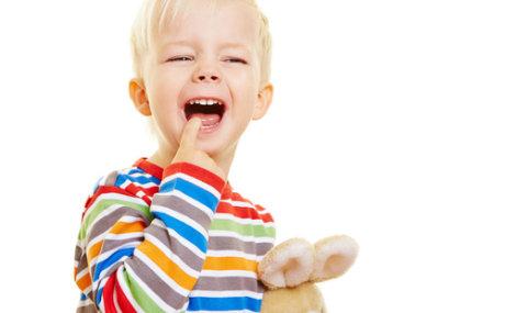 Oralno zdravlje djece: kako liječiti neugodne afte?